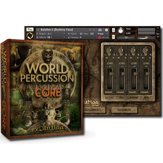 Evolution Series - World Percussion 2.0 - Core Full version