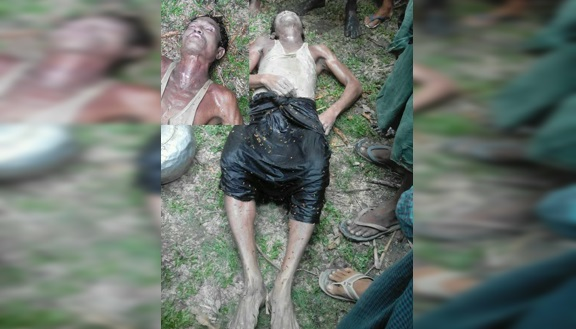INNALILLAH: Keadaan TERKINI Umat Islam Rohingya di Myanmar. Foto ini telah dibuang di facebook. Share dan viralkan kekejaman terbaru ini. !