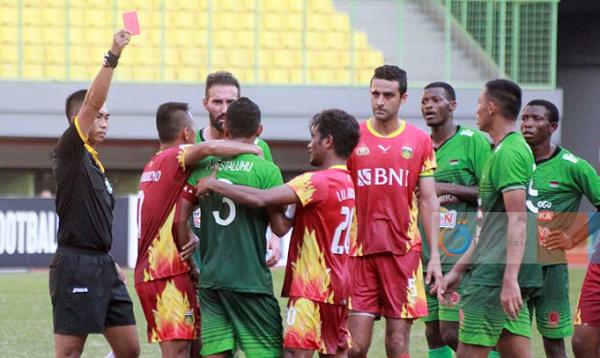 Buntut Tewasnya Suporter Persita, SOS Minta PS TNI dan Bhayangkara FC Dibubarkan