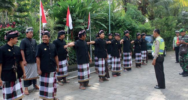 Masyarakat Bali yang Bersatu