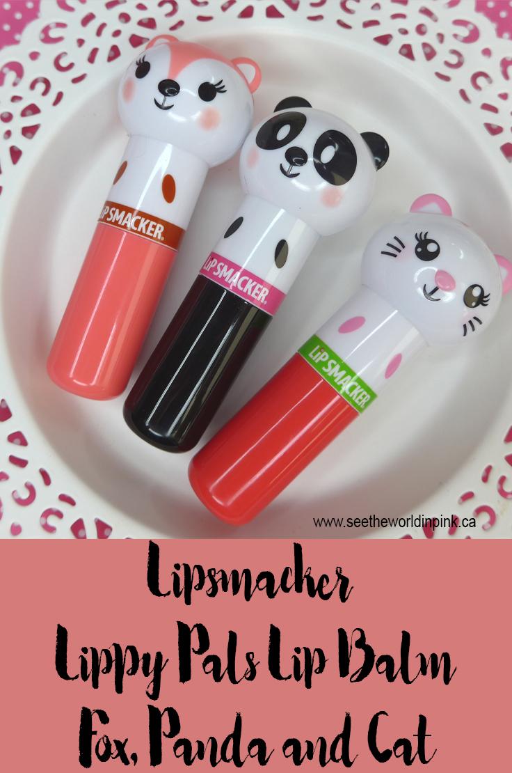 Lipsmacker - Lippy Pal Lip Balms