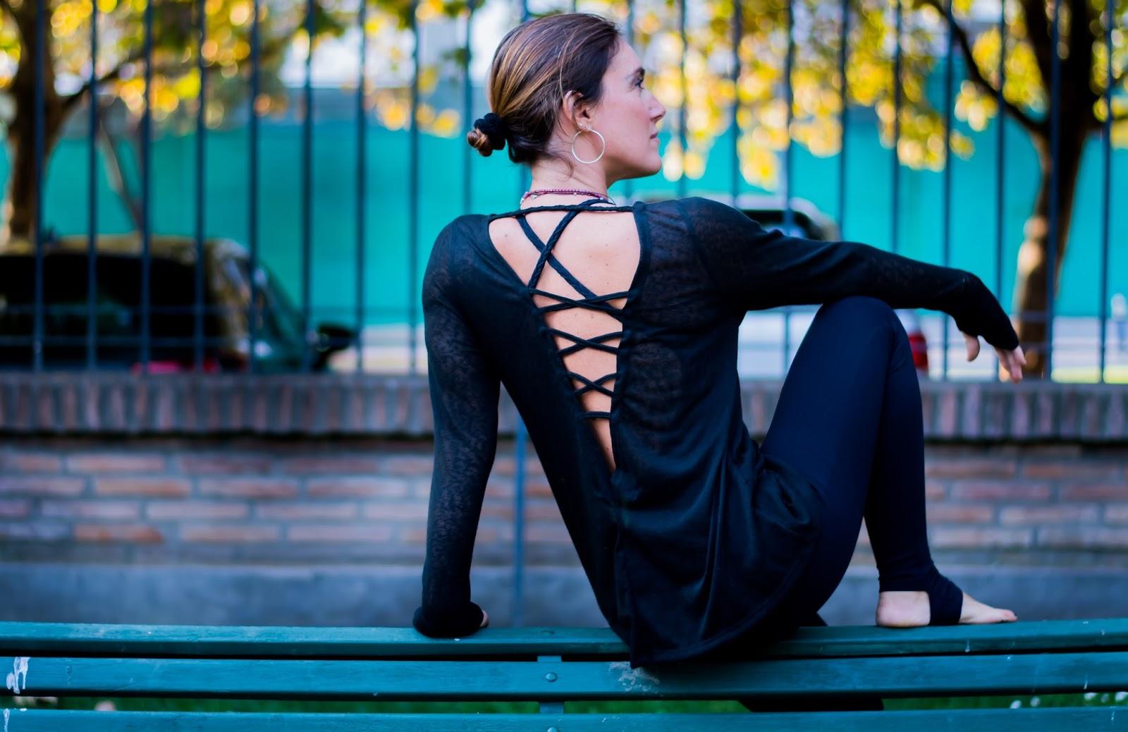 2ced999a4 OMandala presenta Flores de Armonía  su segunda colección de moda para yoga