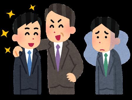 贔屓のイラスト(会社)