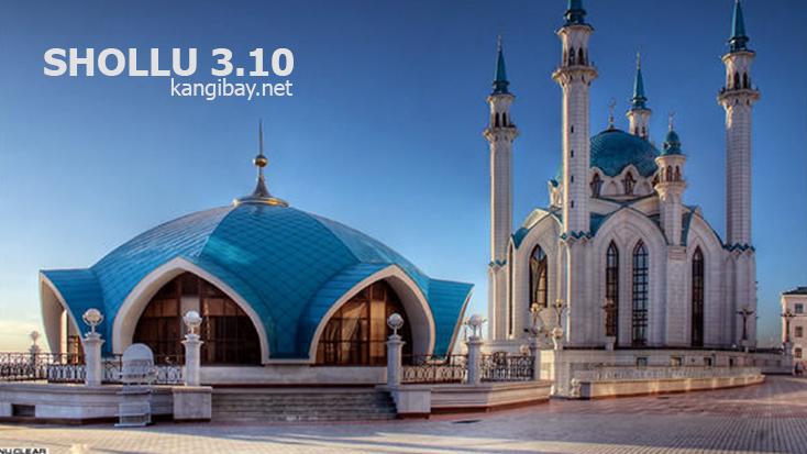 Mengganti Nama Kota pada software Shollu 3.10