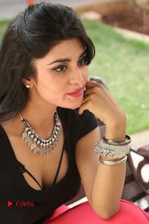 Telugu Actress Harini Stills at Dhyavudaa Movie Teaser Launch  0274.JPG