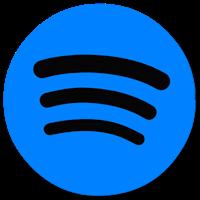 Spotify Premium (Blue)