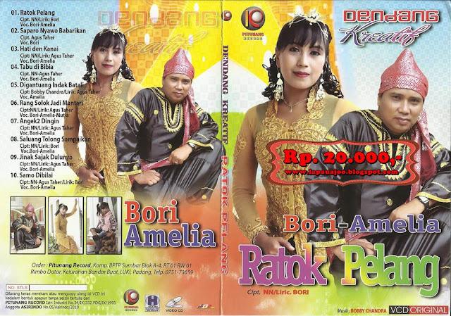 Bori & Amelia - Ratok Pelang (Album Dendang Kreatif)