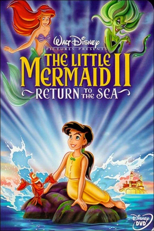 The Little Mermaid 2 เงือกน้อยผจญภัย 2 [HD][พากย์ไทย]