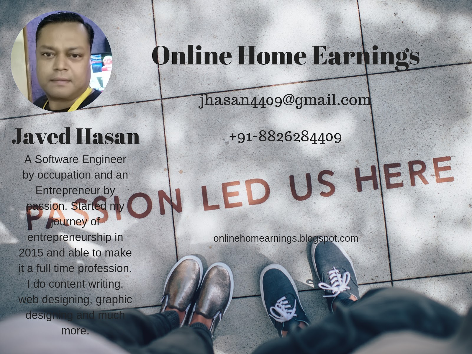Online Home Earnings - About Us