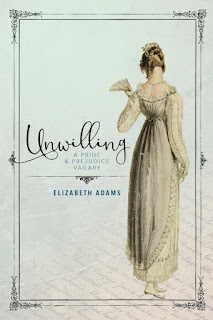 Book cover: Unwilling by Elizabeth Adams
