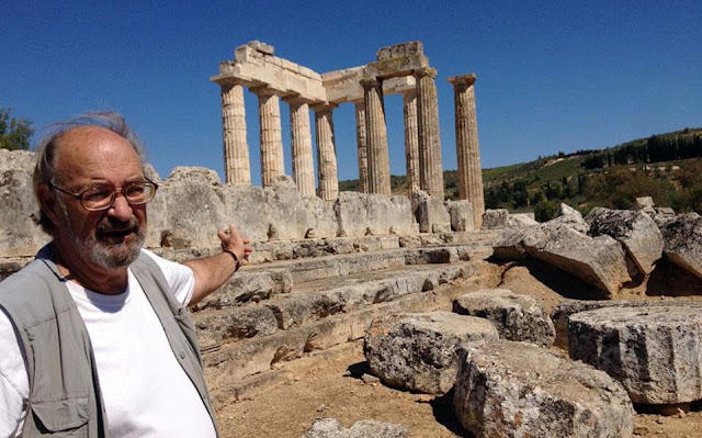 Greece shuts down ancient Nemea site says archaeologist who recovered it