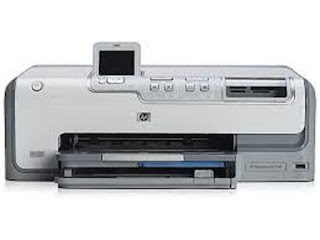 Image HP Photosmart D7155 Printer