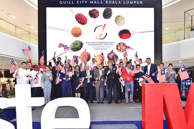MIGF 2018 (Malaysia International Gastronomy Festival) - Muhibah Chefs This September
