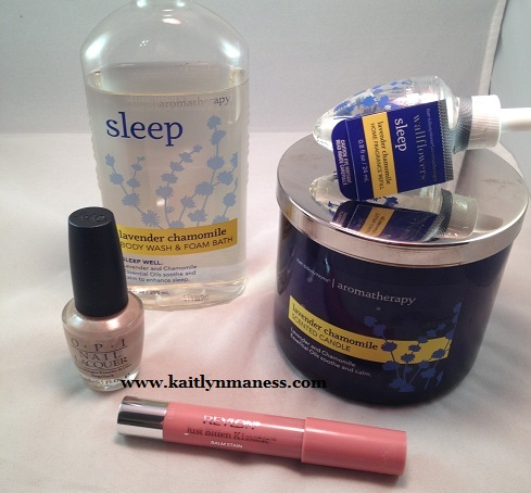 Bath & Body Works Sleep Aromatherapy