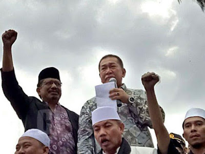 Wagub Jabar Deddy Mizwar Rela Kehilangan Jabatannya Daripada Tidak Bisa Membela Al-Quran