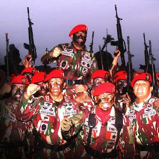 Cerita Ketika KSAD Jenderal Gatot Nurmantyo Kenakan Baret Kopassus