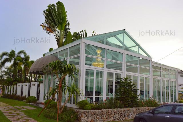 The Glasshouse Tearoom In Johor Bahru Bandar Jaya Putra