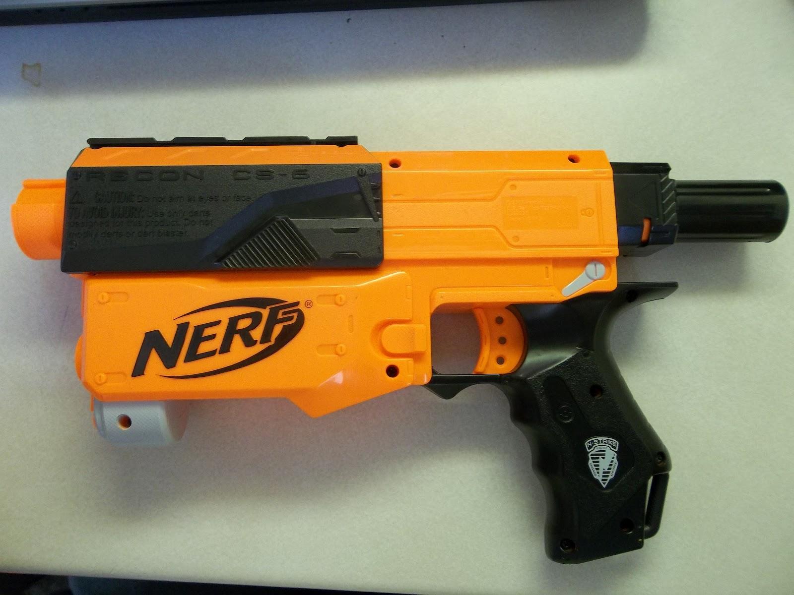 Nerf Recon Mod
