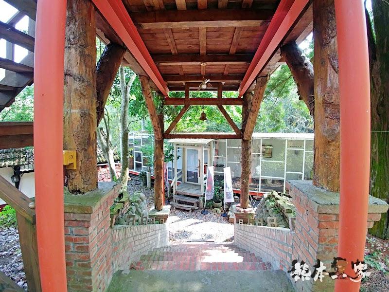 焉美術館|藝術家蕭榮慶創作|隱藏森林中的唯美藝術館|苗栗三義景點