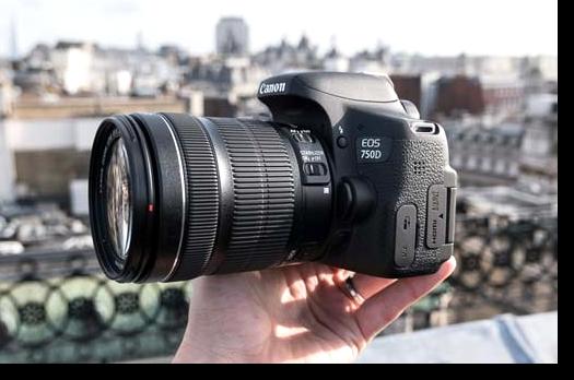 Review Spesifikasi dan Harga Kamera Dslr Canon Eos 750D Terbaru
