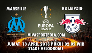 Prediksi Marseille vs RB Leipzig 13 April 2018