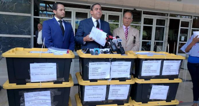 Ángel Rondón convocaría medio Gobierno a testificar en el caso Odebrecht