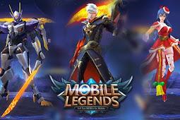 Lengkap! Kumpulan Script Skin ML Mobile Legends Gratis