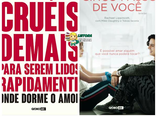 Lançamentos: Globo Alt (Globo Livros)