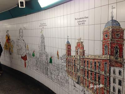 Metro Charing Cross