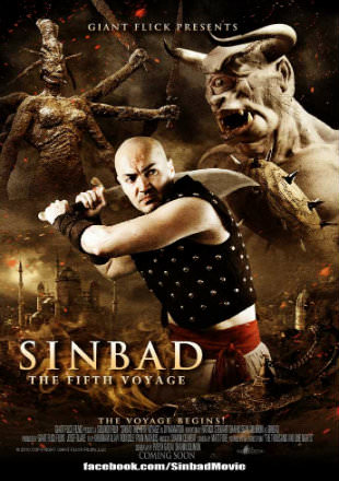 Sinbad: The Fifth Voyage 2014 Dual Audio 720p 480p BluRay Hindi – English