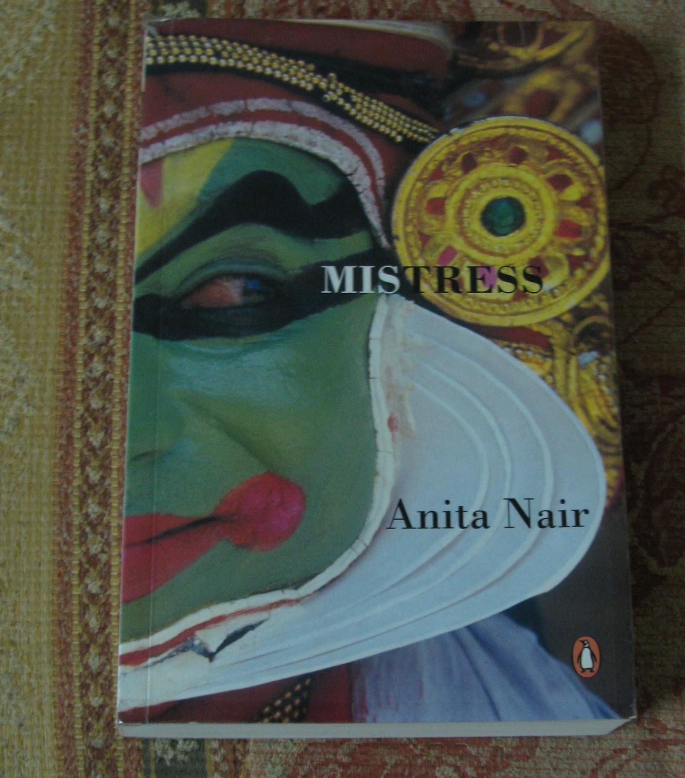Books Books Books Mistress By Anita Nair