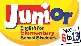 Logo JUNIOR ENGLISH
