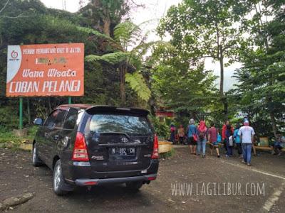 Coban Pelangi Malang