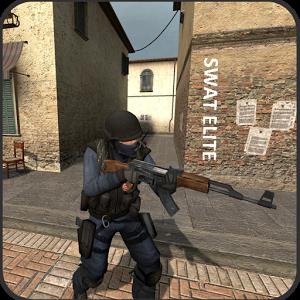Download Game Android SWAT Sniper Anti-teroris Terbaru Gratis