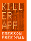 Killer App by Emerson Freedman book cover