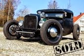 1929 Ford 5W Coupe