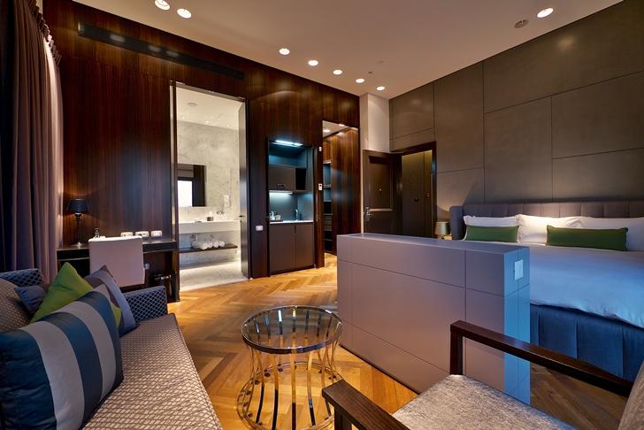 glamorous modern hotel room interior design | World of Architecture: Elegant Colorful Hotel Interior ...