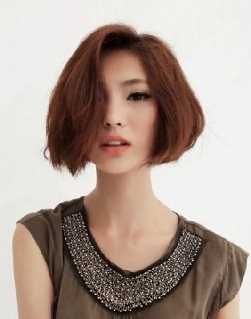 1 model rambut untuk orang kurus