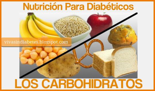 Nutrición para Diabéticos: Los Carbohidratos