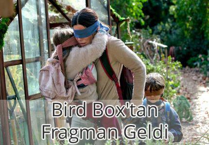 Bird Box Fragman İzle