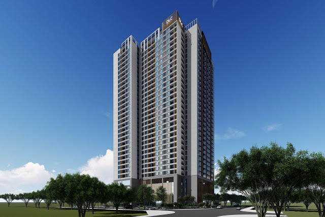 dự án chung cư dlc complex