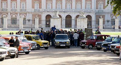 Concentración Renault Aranjuez