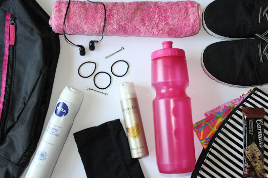 What Every Girl Needs in her Gym Bag