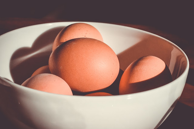 Brown eggs have many health benefits