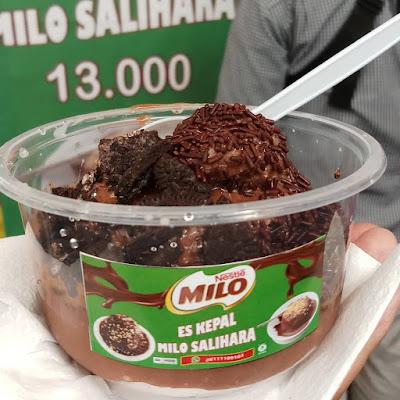 Es Kepal Milo