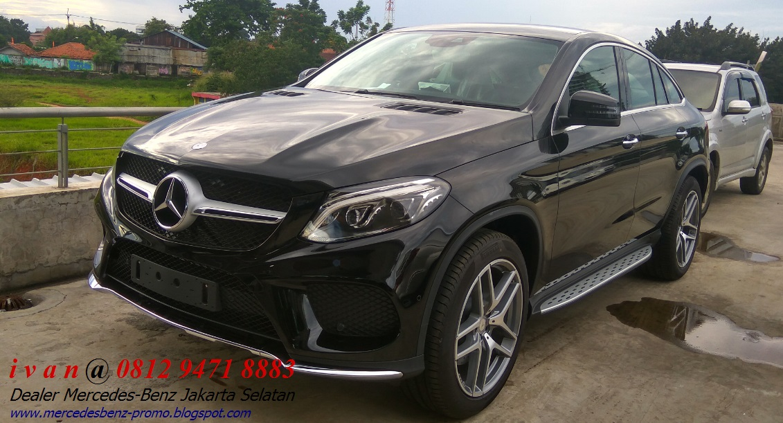 New gle 400 amg coupe 2017 indonesia dealer mercedes for Mercedes benz service b coupons 2017