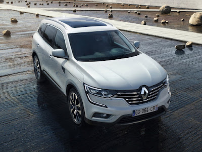 New 2017 Renault Koleos Facelift with sunroof Hd Photos