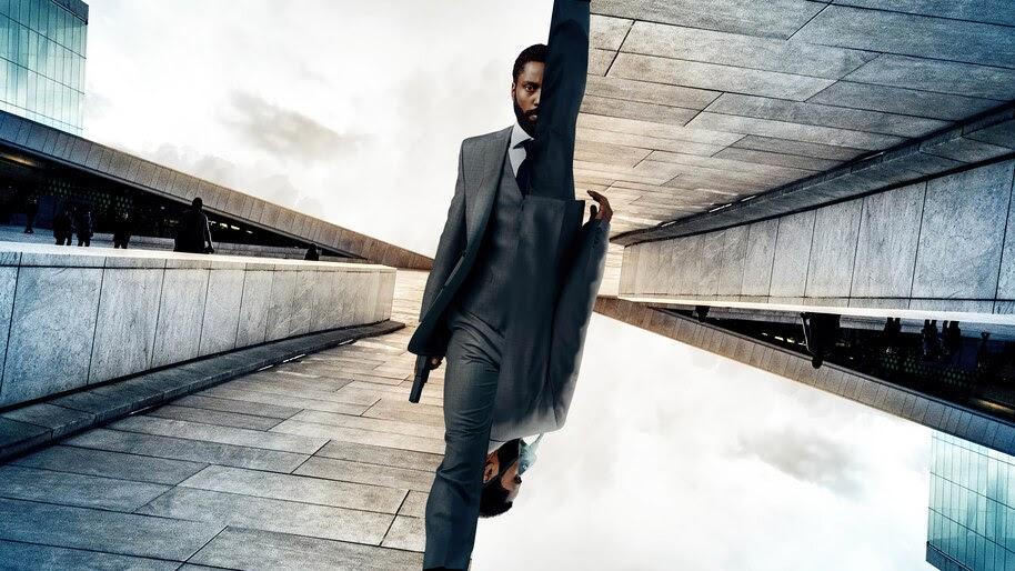 Tenet, Movie, Poster, 4K, #7.2077