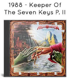 1988 - Keeper Of The Seven Keys part II