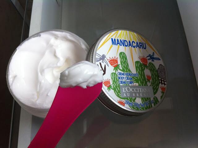 Mandacaru Creme Hidratante para o Corpo - L'Occitane Au Brésil